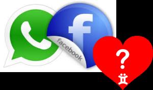 WhatsappFacebookLove
