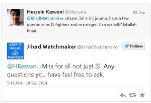 Jihad-Matchmaker